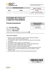 Matura 2021. Polski poziom rozszerzony. Baczyński i Szymborska  na maturze z j. polskiego [ARKUSZ CKE] 10.05.21