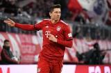 Bramka Roberta Lewandowskiego, show Jamesa. Bayern Monachium zabawił się z Mainz