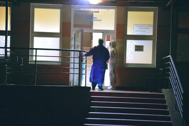 W zielonogórskim szpitalu leży 4-latek zakażony koronawirusem. Jego babcia ukryła przed lekarzami, że matka chłopca wróciła z Niemiec i miała objawy koronawirusa.