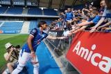 Lech Poznań zaprezentował piłkarzy, sztab i specjalny herb na 100-lecie klubu. Wszystko poprzedził piknik przed Stadionem Miejskim
