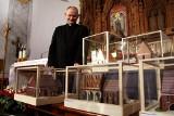 Kościół pobrygidkowski. Jego historię pokazują makiety wykonane na drukarce 3D (ZDJĘCIA, WIDEO)