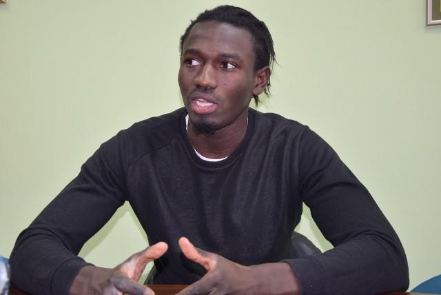 Emile Thiakane: W Senegalu panuje optymizm przed meczem z Polską