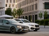 BMW 118i 1.5 136 KM vs Mercedes A180 1.3 136 KM. Porównanie kompaktów klasy premium