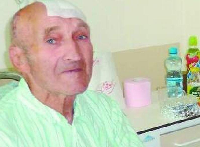 K. Tylenda przez długi czas leżał w szpitalu.