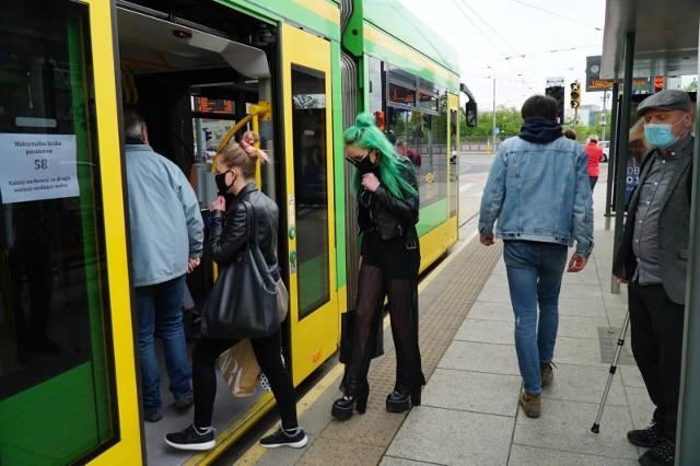 Samochód osobowy podczas nawracania nie zauważył jadącego ulicą Zamenhofa tramwaju. Niestety, zakończyło się to kolizją.