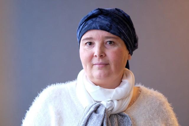 - Ja po prostu chcę żyć, niczego więcej nie oczekuję - mówi chora Katarzyna Januchowska