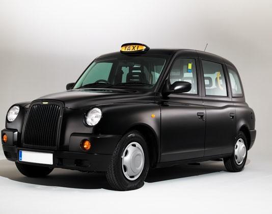 TX4, najnowszy model londyńskiej taksówki.