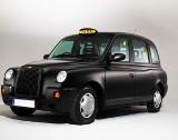 Londyńskie taksówki z Chin w Polsce