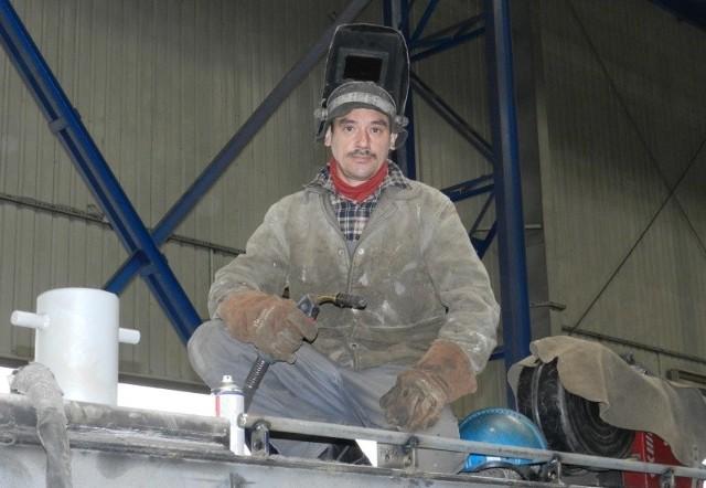 Na 170 pracowników kozielskiej stoczni Damen 11 to obcokrajowcy, w tym Ukraińcy. Firma ceni ich za fachowość.