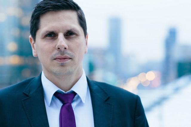 Marcin Ludwiszewski, dyrektor, lider obszaru cyberbezpieczeństwa Deloitte