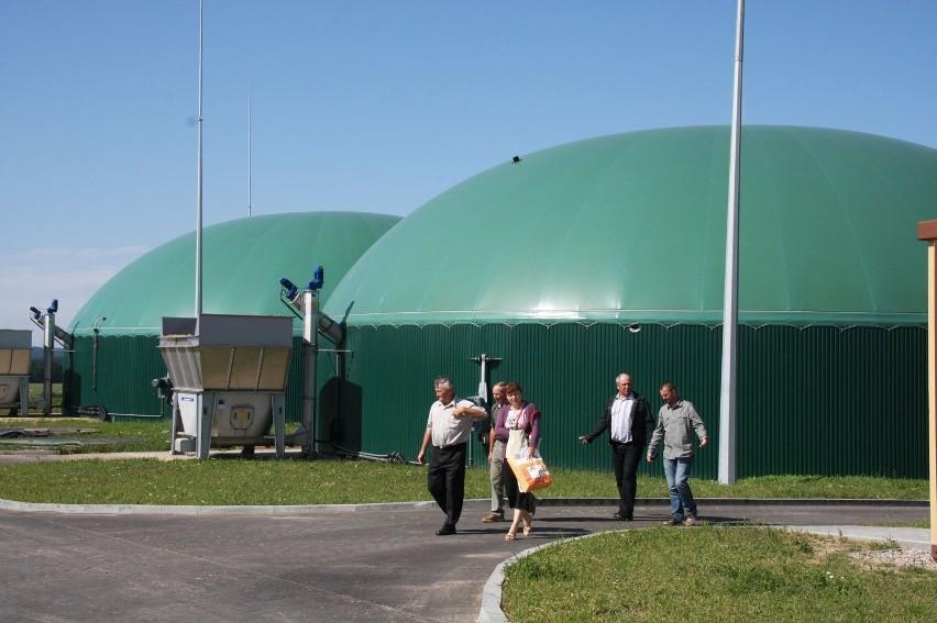 Biogazownia w Grzmiącej laureatem AgroligiElektrociepłownia w Grzmiącej została wybudowana z pomocą pieniędzy unijnych.