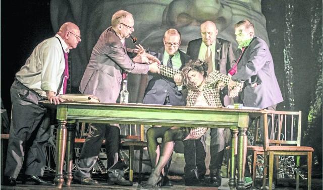 """""""K"""" w Teatrze Polskim w Poznaniu"""