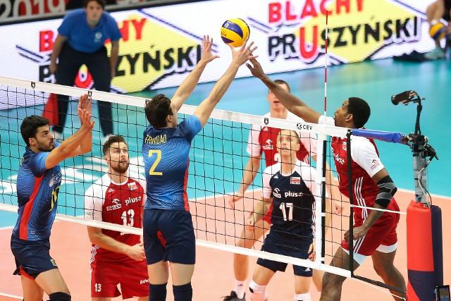 Mistrzostwa Europy siatkarzy. Polska - Hiszpania 3:0. Biało-Czerwona furia zmiotła z parkietu Hiszpanię