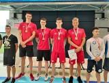 Dziewięć medali zdobyli zawodnicy Towarzystwa Pływackiego Zielona Góra na mistrzostwach Polski juniorów
