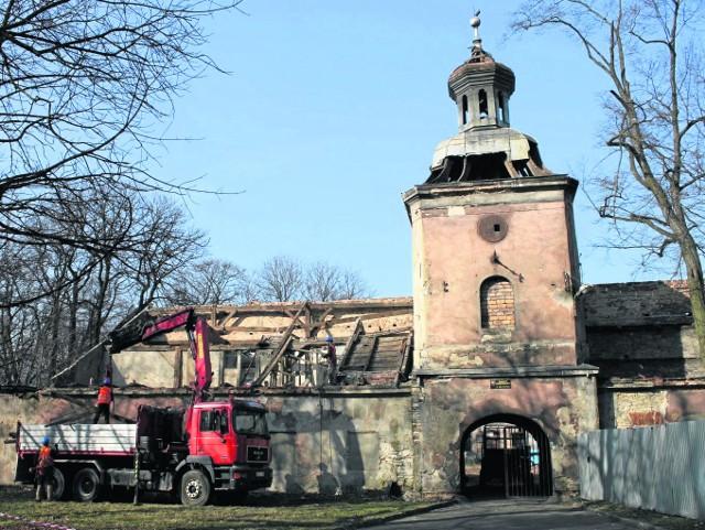 Pałac Donnersmarcków w Siemianowicach Ślaskich