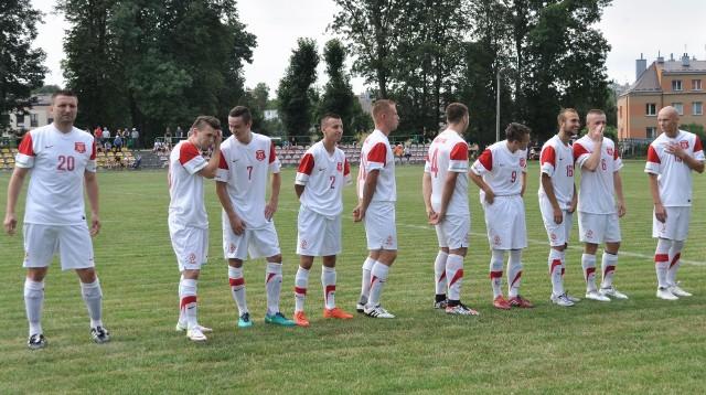 Futboliści Kamiennej Brody czekali na zwycięstwo w czwartej lidze od dwóch i pół miesiąca!