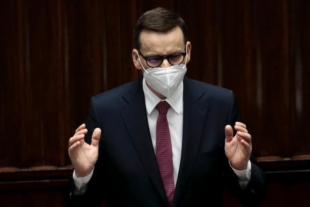 """Premier Morawiecki stwierdził, że """"wydaje się, że jesteśmy bliscy porozumienia"""". Jak wyjaśniał, w wyniku osiągniętego porozumienia, Republika Czeska zgodziła się wycofać wniosek do TSUE."""