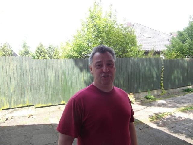 Robert Michalski z Mosiny w ubiegłym tygodniu opowiedział nam, że nagle zaatakował go ptak