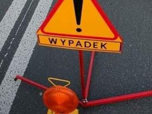 Kierowca bmw potrącił rowerzystę w Słupsku.