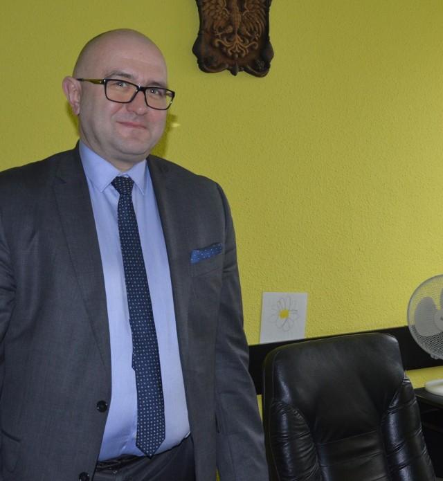 Mec. Jan Znamiec przekonuje, że tylko inwestycje mogą w dłuższej perspektywie poprawić szpitalne finanse