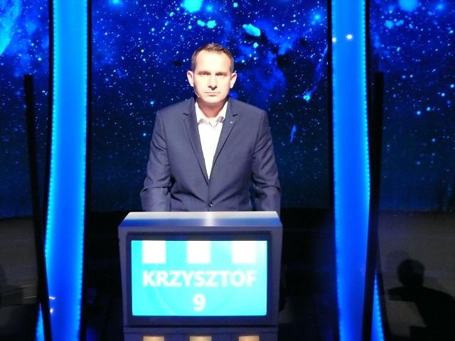 Krzysztofa Sendzikowskiego ze Żmijewka na ekranie telewizora mogliśmy oglądać w czwartek 12 marca