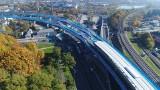 Wkrótce oddanie do użytku łącznicy kolejowej w Krakowie