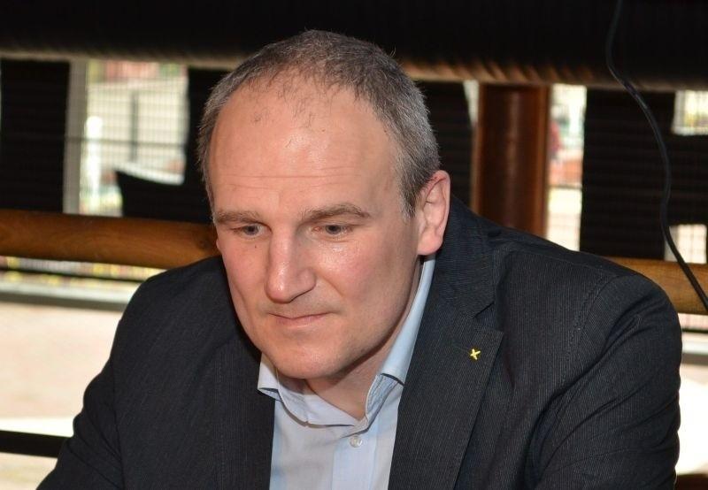 Krzysztof Serafin wierzy w rugbistów z Łodzi