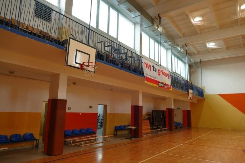 Tak wygląda sala gimnastyczna SP nr 1 w Więcborku. Po...