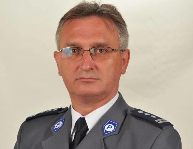insp. Ryszard Wiśniewski zostanie nowym komendantem wojewódzkim policji. Wcześniej pracował w Łodzi.