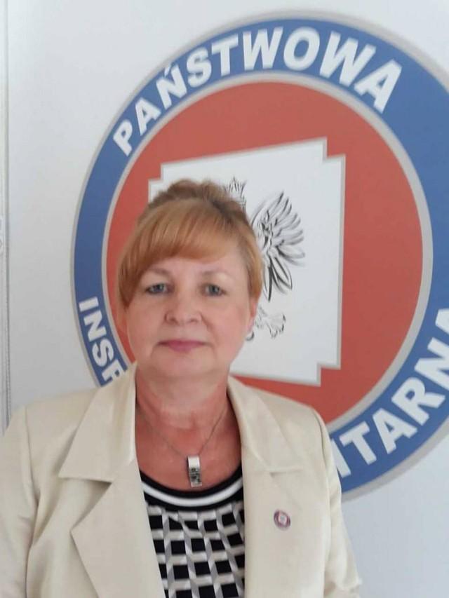 Anna Strzyż, z-ca dyrektora sanepidu mówi o wzroście zachorowań na grypę