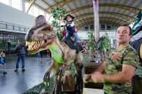 Poznań Dino Expo: Dinozaury na Międzynarodowych Targach Poznańskich [ZDJĘCIA]