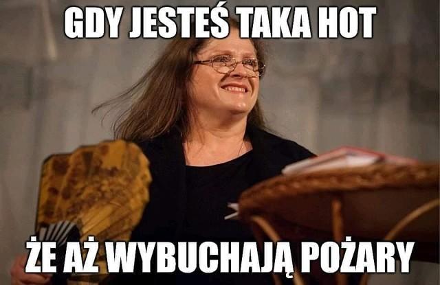 Krystyna Pawłowicz wywołała pożar memów. Zobacz najlepsze na kolejnych slajdach galerii