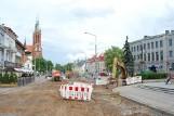 Białystok sprzed 17 lat. Tak wyglądała stolica województwa podlaskiego w 2004 roku. Poznajesz te miejsca? [ZDJĘCIA]
