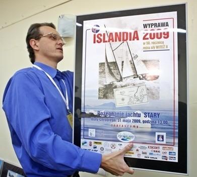 Trwają przygotowania do wystawy Islandia 2009, która rozpocznie się w czwartek.
