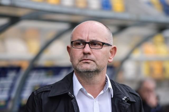 Dominik Nowak zastąpi Ryszarda Tarasiewicza