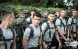 W 16 Dolnośląskiej Brygadzie Obrony Terytorialnej znów szkolą ochotników. Blisko 120 przyszłych terytorialsów trafi na poligon w Żaganiu