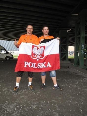 Trzeci dublet w Kownie: Paweł Baranowski i Łukasz Onoszko z Białostockiego Klubu Petanque