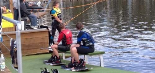 Wyciąg dla narciarzy wodnych w Szczecinku rusza w sobotę