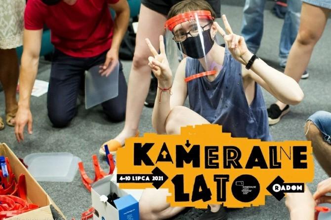 Organizatorzy Kameralnego Lata w Radomiu poszukują wolontariuszy do pomocy przy organizacji imprez. Zgłoszenia chętnych do 27 czerwca