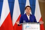 """Premier Szydło przedstawiła Narodowy Program Mieszkaniowy. """"To oferta dla wszystkich"""" [VIDEO]"""