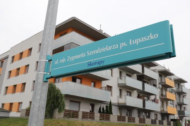 Ulica Łupaszki w krajobrazie Białegostoku jest od 2018 roku
