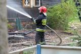 Białystok. Ruszył proces oskarżonych o nieudzielenie pomocy ofiarom pożaru. Zginęły trzy osoby (zdjęcia)