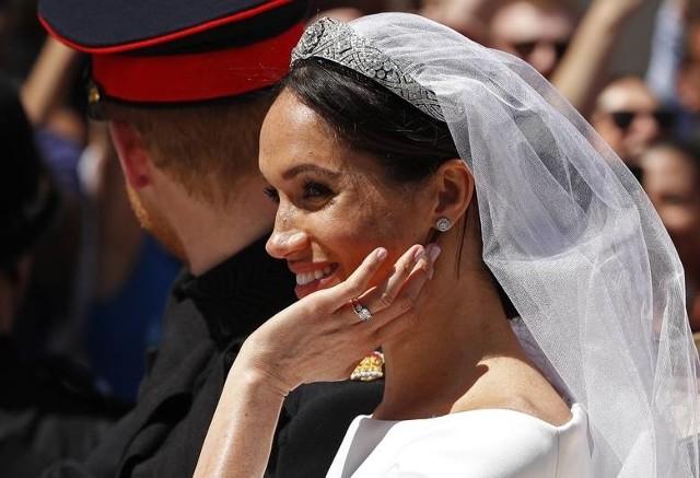 Ślub księcia Harry'ego i Meghan Markle DUŻO FILMÓW + ZDJĘĆ Royal Wedding jak z bajki! [powtórka transmisji]