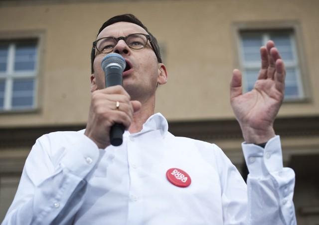 Do spotkania doszło 5 lipca bieżącego roku przed koszalińską delegaturą Urzędu Wojewódzkiego.