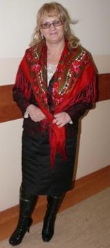Ewa Napora, poetka, malarka, hafciarka, koronkarka… - poznaj Kobietę Przedsiębiorczą 2012 powiatu włoszczowskiego