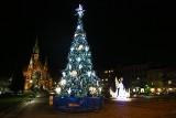 Kraków. Świąteczna iluminacja na Rynku Podgórskim. Jest klimat! [ZDJĘCIA]
