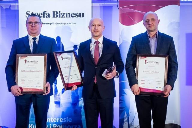 Laureaci Menedżera Roku 2016 w kategorii Mikro i Małe Przedsiębiorstwo
