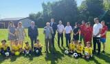 """W Tarłowie wybudują nowoczesne, wielofunkcyjne boisko. Pomoże program """"Sportowa Polska"""""""