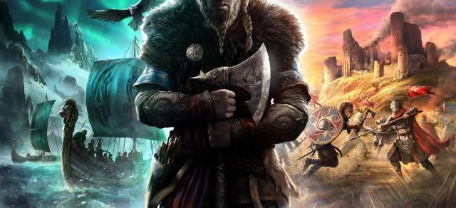 Assassin's Creed: Valhalla został oficjalnie zapowiedziany