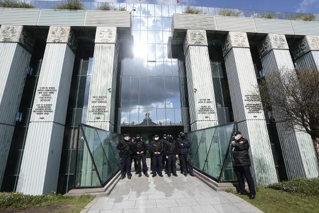 Prawdopodobnie Izba Cywilna Sądu Najwyższego nie ogłosi dziś uchwały w sprawie frankowiczów. Powodem jest alarm bombowy.